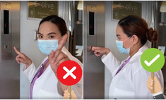 Бойкий ролик от врачей о том, как нужно изменить бытовые привычки во время коронавируса (видео)