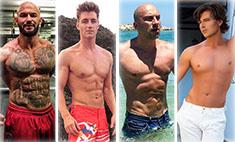 От себя без ума: 10 мужчин, которые любят голые селфи