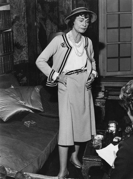Коко Шанель, 1960 год