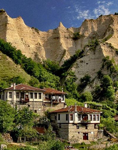 Болгарские постройки