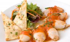 Для любителей морепродуктов: нежное питательное мясо кальмаров