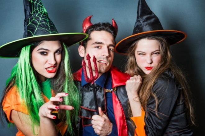 Хэллоуин в Перми