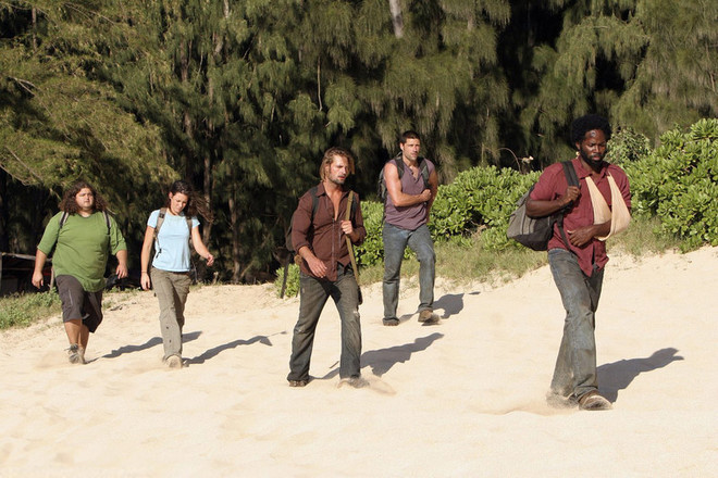 Майкл ведет друзей в ловушку