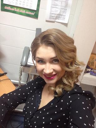 самые красивые блондинки Самары