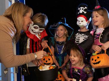 Хэллоуин, праздник, традиция