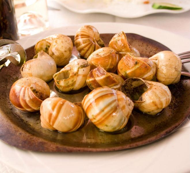 Омск, еда, улитки, диетичекое блюдо