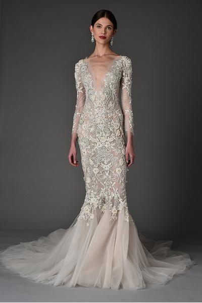 Лучшие коллекции Недели свадебной моды   галерея [1] фото [8]