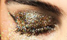 Шика, блеска дай: макияж для новогодней вечеринки