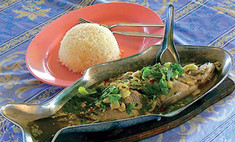 Жгучее удовольствие. Национальная кухня Тайланда