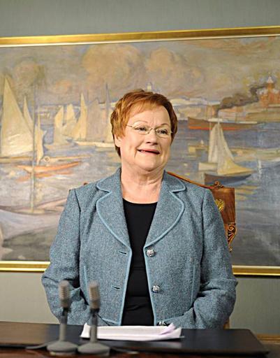 Тарья Халонен
