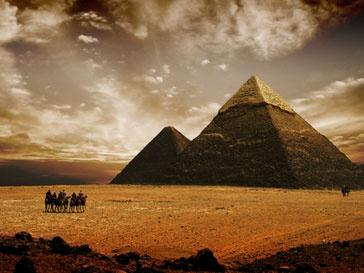 Пирамиду Джосера в Египте нужно срочно спасать