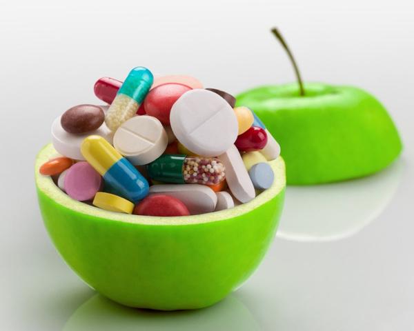 Содержание витамина f
