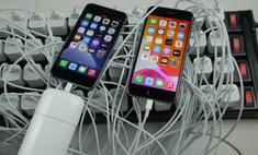 правда 100 зарядок айфон зарядится быстрее эксперимент видео