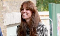 Кейт Миддлтон сменила имидж после выхода из декрета