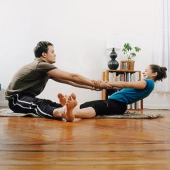 по знакомство упражнение парам
