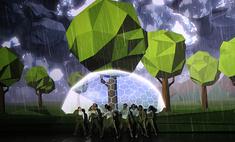 Танцы под елочкой: новое крутое 3D-шоу в Екатеринбурге!