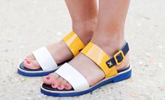 По бюджету: красивая и недорогая обувь на лето