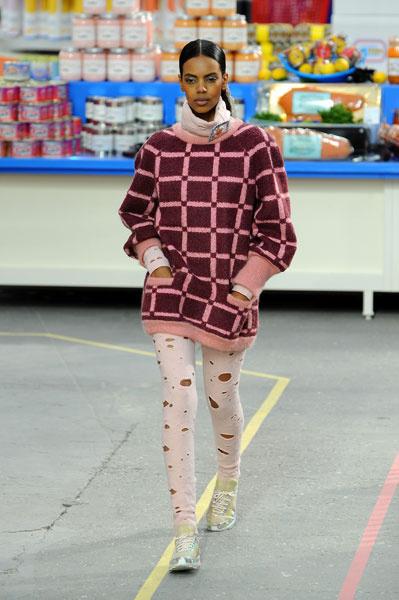 Chanel осень-зима-2014