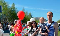 День Сургута. Программа праздника и фото с парада колясок