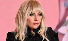 Готовится к зиме: Леди Гага отрастила брюшко