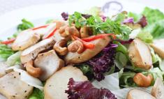 Самые вкусные сочетания: салат с картофелем и грибами
