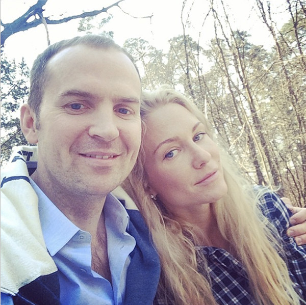 Катя Гордон и Сергей Жорин признались друг другу в вечной любви