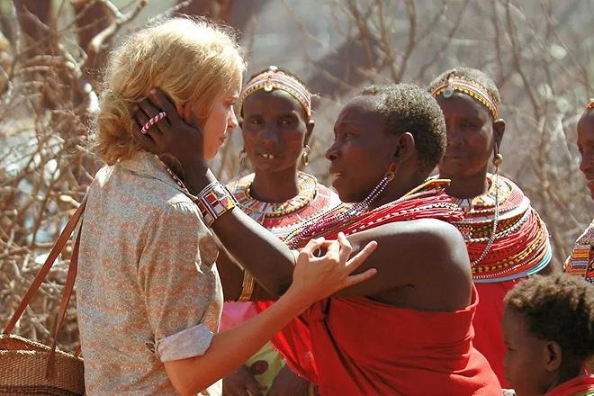 Сексуальная жизнь племени масаи смотреть онлайн
