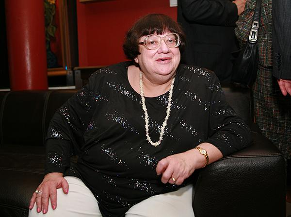 Валерия Новодворская, 2010 год