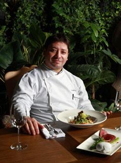 шеф-повар, ресторан, Москва, Адриан Кетглас, the Сад