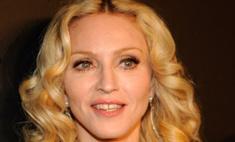 Мадонна отмечает день рождения