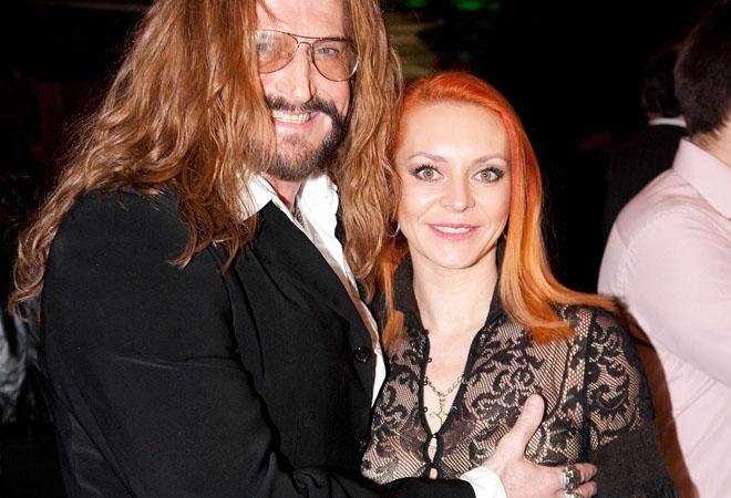 Никита Джугурда и Марина Анисина: фото