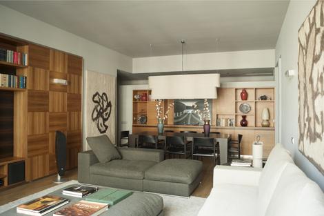 Лучшие интерьеры квартир 2014: вспомнить всё! | галерея [4] фото [5]