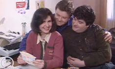 праздновали день святого валентина российском телевидении 1993 видео