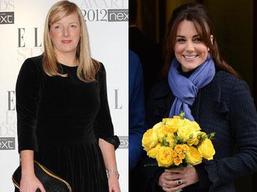Кейт Мддлтон пока не решила, кто будет шить ей платья на время беременности