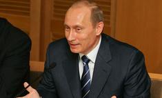 Владимир Путин проинспектировал новое жилье погорельцев