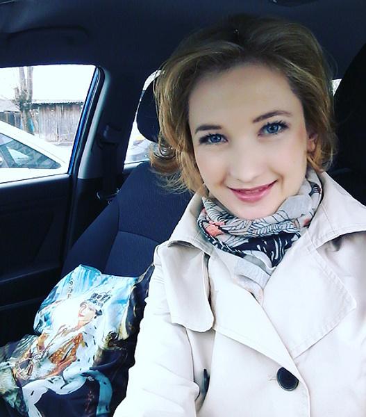 Ольга Кныш, телеведущая, бизнес-леди, фото
