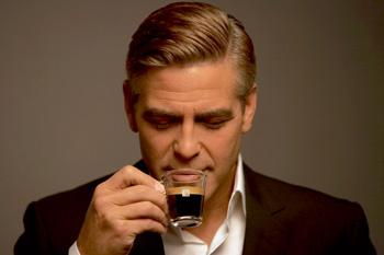 Джордж Клуни для Nespresso