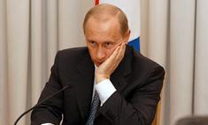 Владимир Путин может оказаться в черном списке Евросоюза
