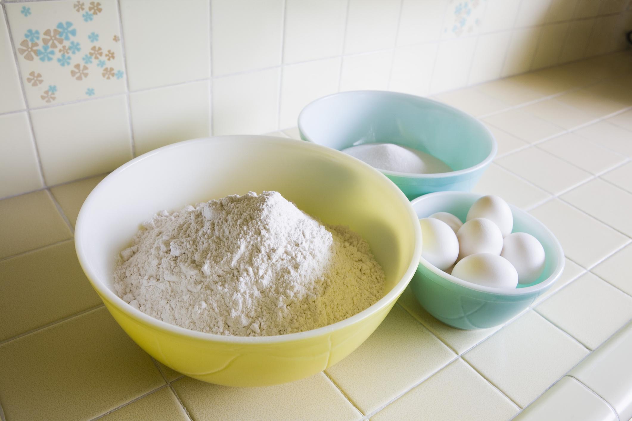 Печенье каллы пошаговый рецепт