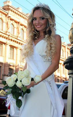 самые красивые блондинки Самары Елена Третьякова