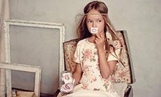 Маленькая красавица: голосуй за самую милую девочку Ростова!
