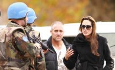 Анджелина Джоли будет снимать свой фильм не в Боснии, а в Венгрии
