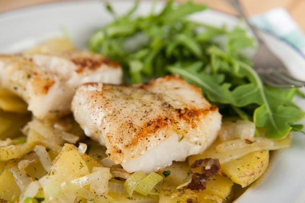 Филе морского языка рецепты