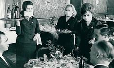 История одной фотографии: советские официантки в разгар эпидемии, 1969