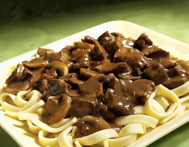 Рецепты с грибами простые