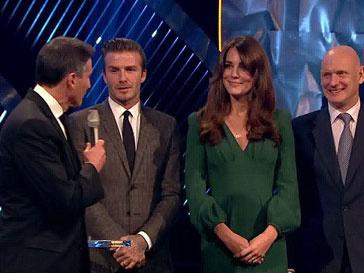 Кейт Миддлтон (Kate Middleton) на вручении премии Sports Personality of the Year Awards