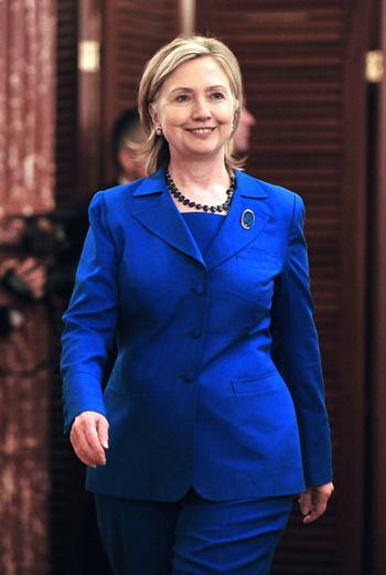 Хилари Клинтон (Hillary Clinton)