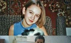 Из 13 в 30: Бузова носит ту же прическу, что была в детстве