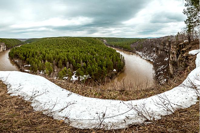 Куда поехать в выходные на Южном Урале