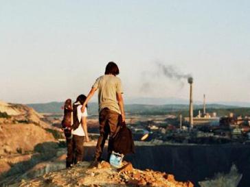 Кадр из фильма «Красный холм»